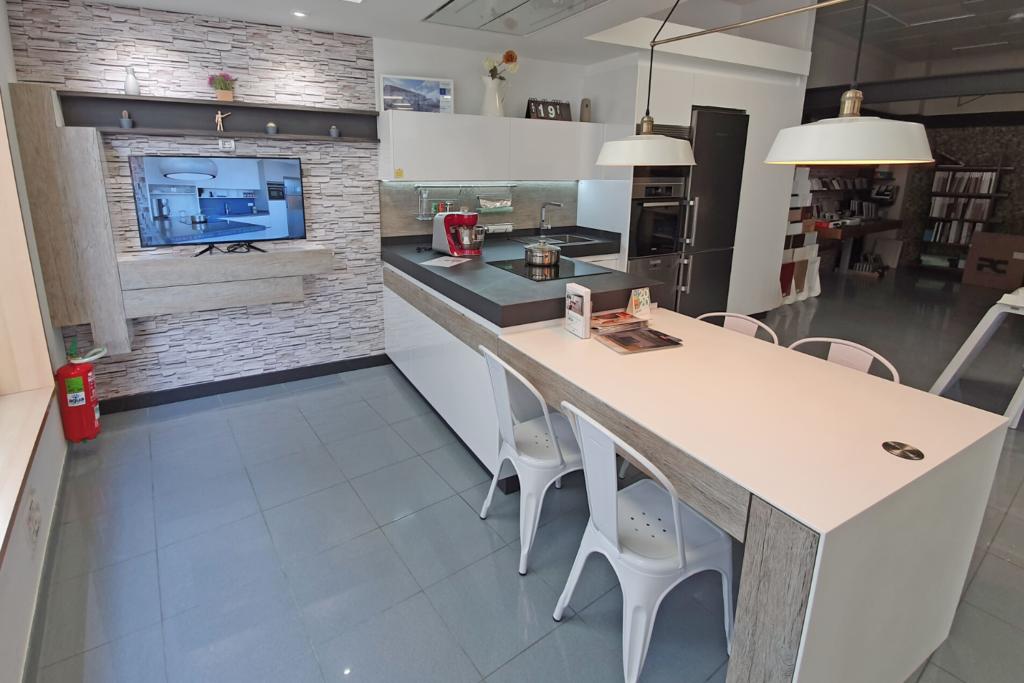 Mobiliario de Cocina Modelo Cies Blanco